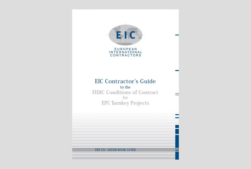 turnkey book fidic silver contract epc
